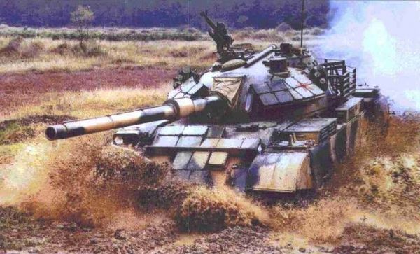 中国59系列坦克发展史:半个世纪发展出多种型号