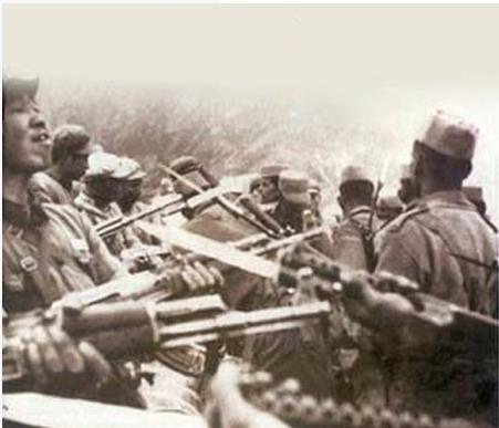 1962年中印边境冲突改变世界:中苏关系走向破裂