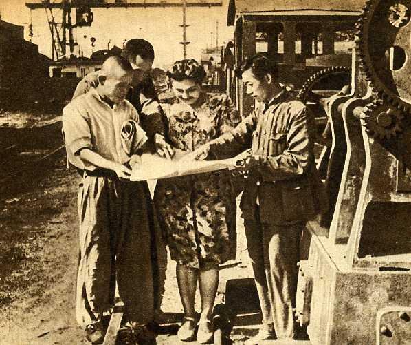 """货币援华:1950年代中国得到苏联的""""马歇尔计划"""""""