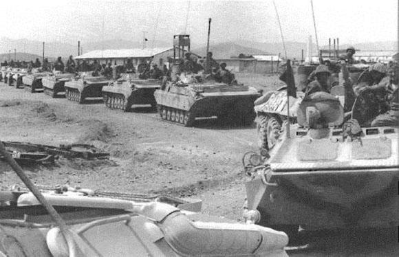 苏联入侵阿富汗的战争:除了战争苏联什么都没赢