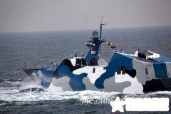 俄称中国装备导弹艇100多艘世界之最