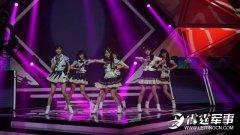 SNH48空降LOL女神邀请赛总决赛 参加表演赛