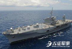 中国海军神秘旗舰:造型隐蔽不显眼防被攻击