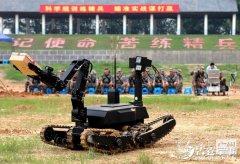 解放军部署侦查机器人:可引导精确打击