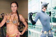 世界最知名的10个cosplay女模