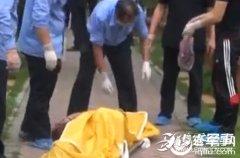 山东情侣公园内遭枪击身亡 女死者被击中头部