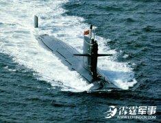 094级战略核潜艇将建5艘:美日根本不敢妄动