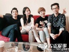 刘亦菲承认与宋承宪热恋:谢谢大家!