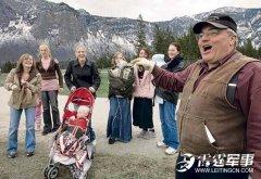 加拿大男子一夫多妻 与24名妻子生下133子女