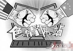 500家简体中文淫秽网站被查 425家服务器在美国