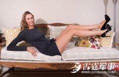 女模刷新长腿记录 网友调侃:头部以下全是腿