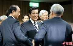 马英九突然表态支持中国统一:朱立伦打惊人一招