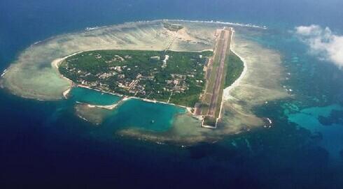 中国南海岛礁建设