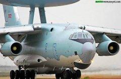 中国空警3000或无圆形天线