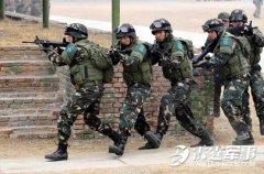 """解放军组建""""海狼突击队""""填补两栖特战空白"""