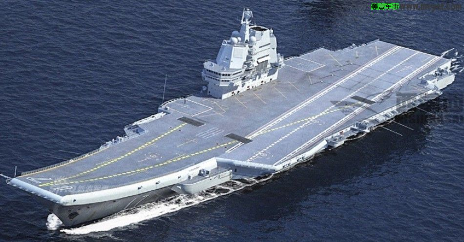 2020中国海军双航母编队