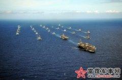 中美暗战关键时刻:俄罗斯海军打向美军 基地
